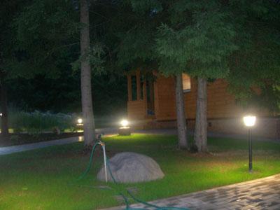 садовое освещение 2
